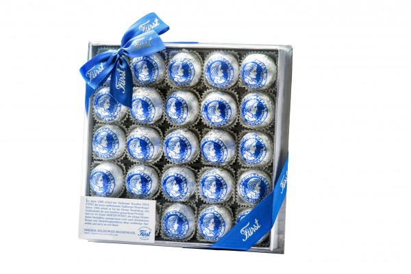 Original Salzburger Mozartkugel gift box, 25 pcs